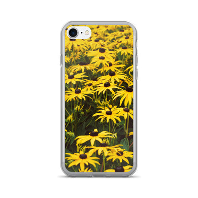 Black-Eyed Susans iPhone 7/7 Plus Case