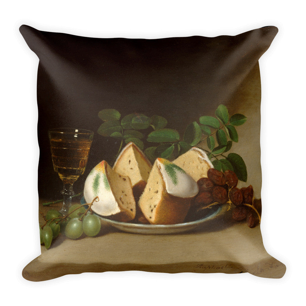 Still Life Pillow