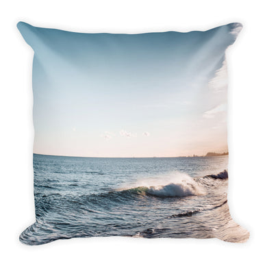 Waves on the Water Pillow
