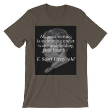 All good writing t-shirt