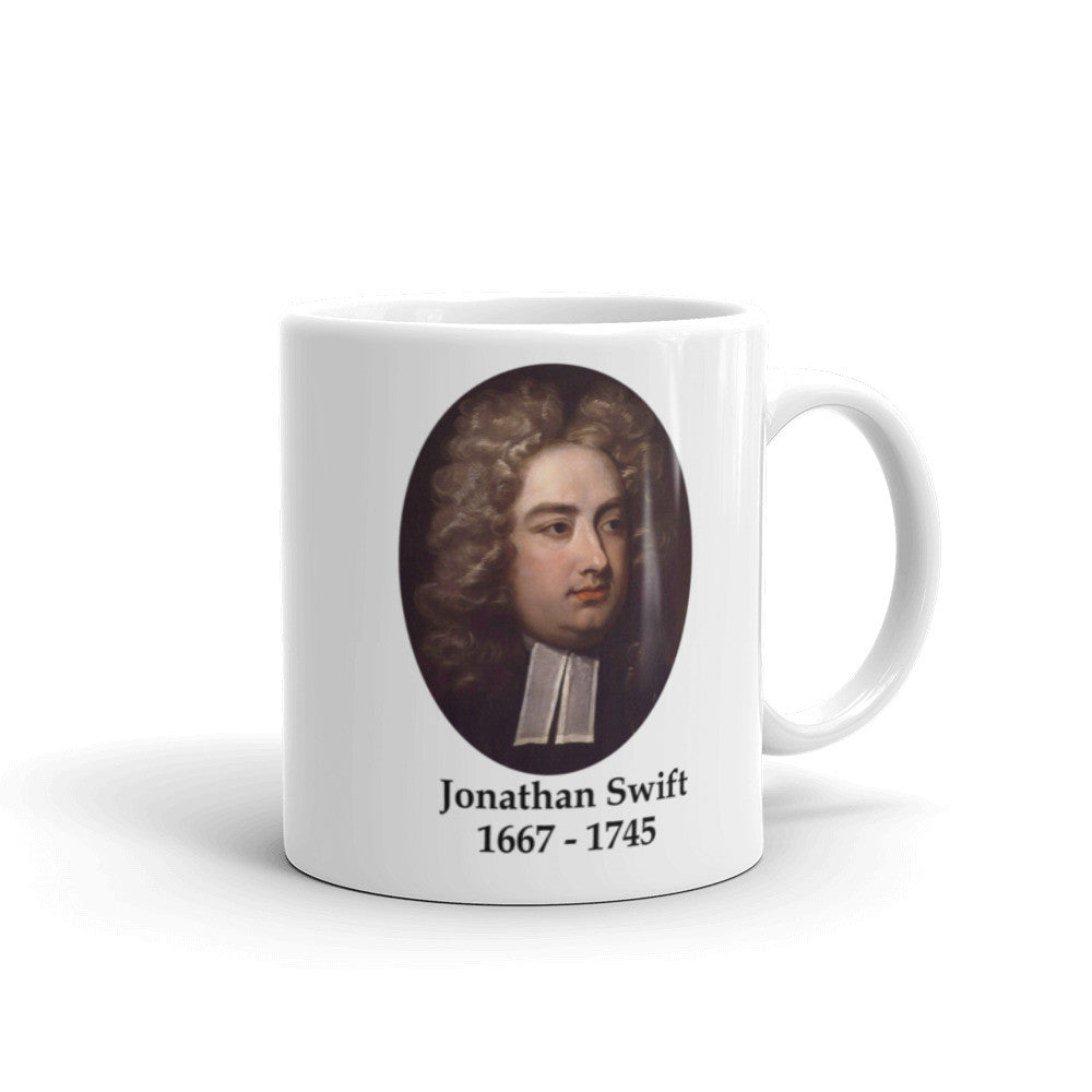 Jonathan Swift - Mug