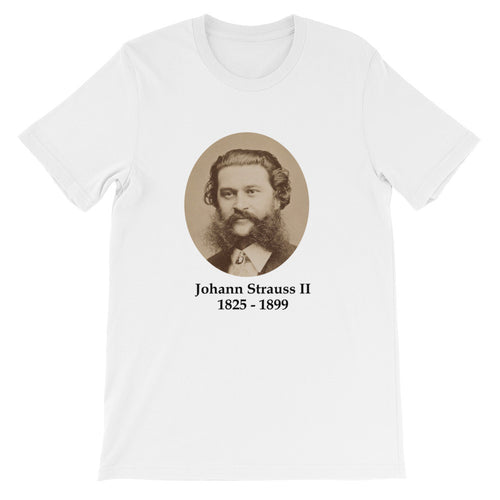 Strauss t-shirt