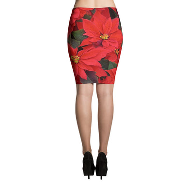 Christmas Pencil Skirt