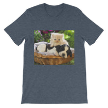 Kitten and Puppy t-shirt