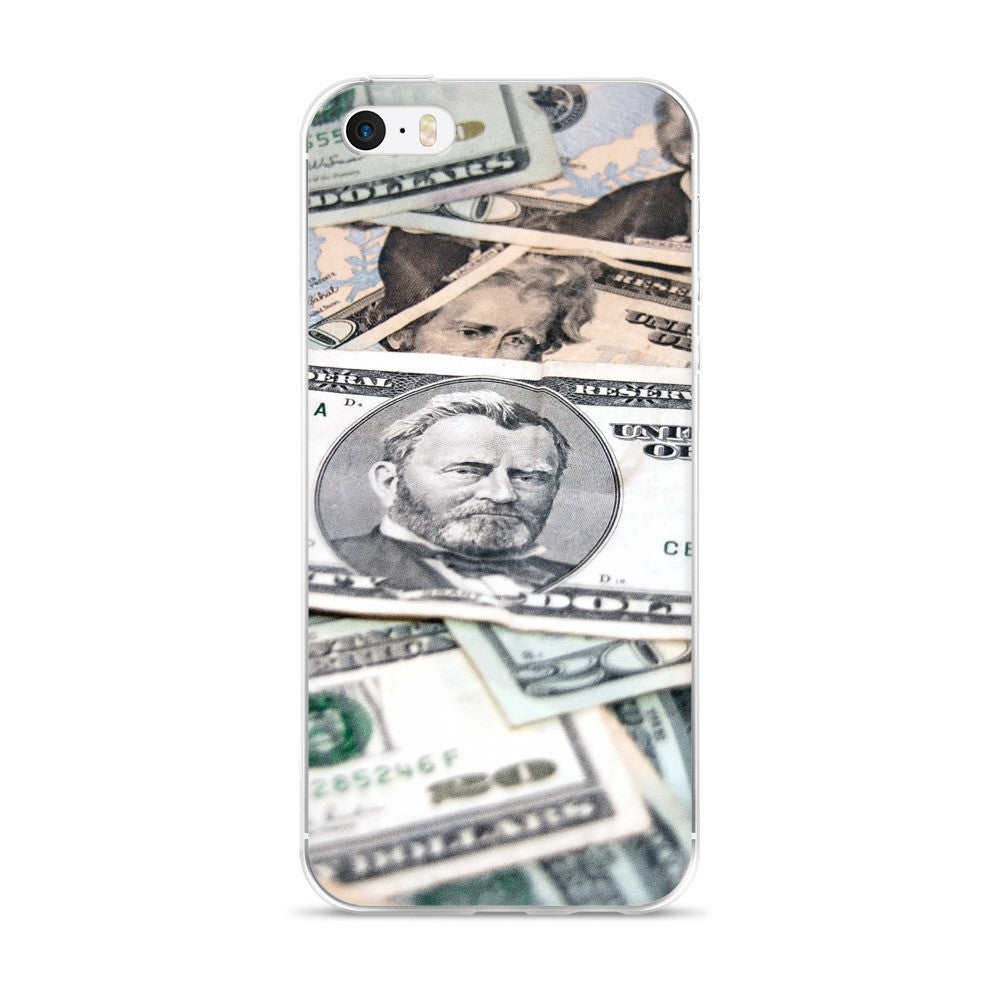 Money iPhone 5/5s/Se, 6/6s, 6/6s Plus Case
