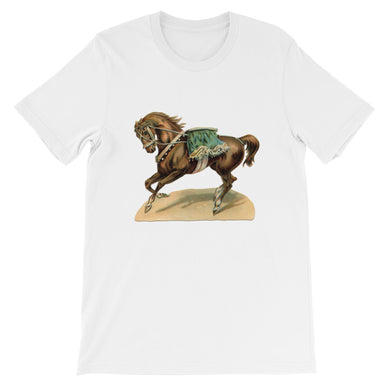 Horse Short-Sleeve Unisex T-Shirt