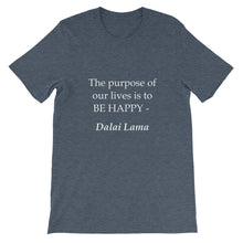 Be Happy t-shirt