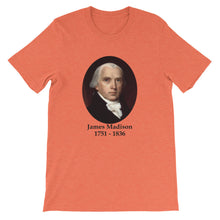 James Madison t-shirt