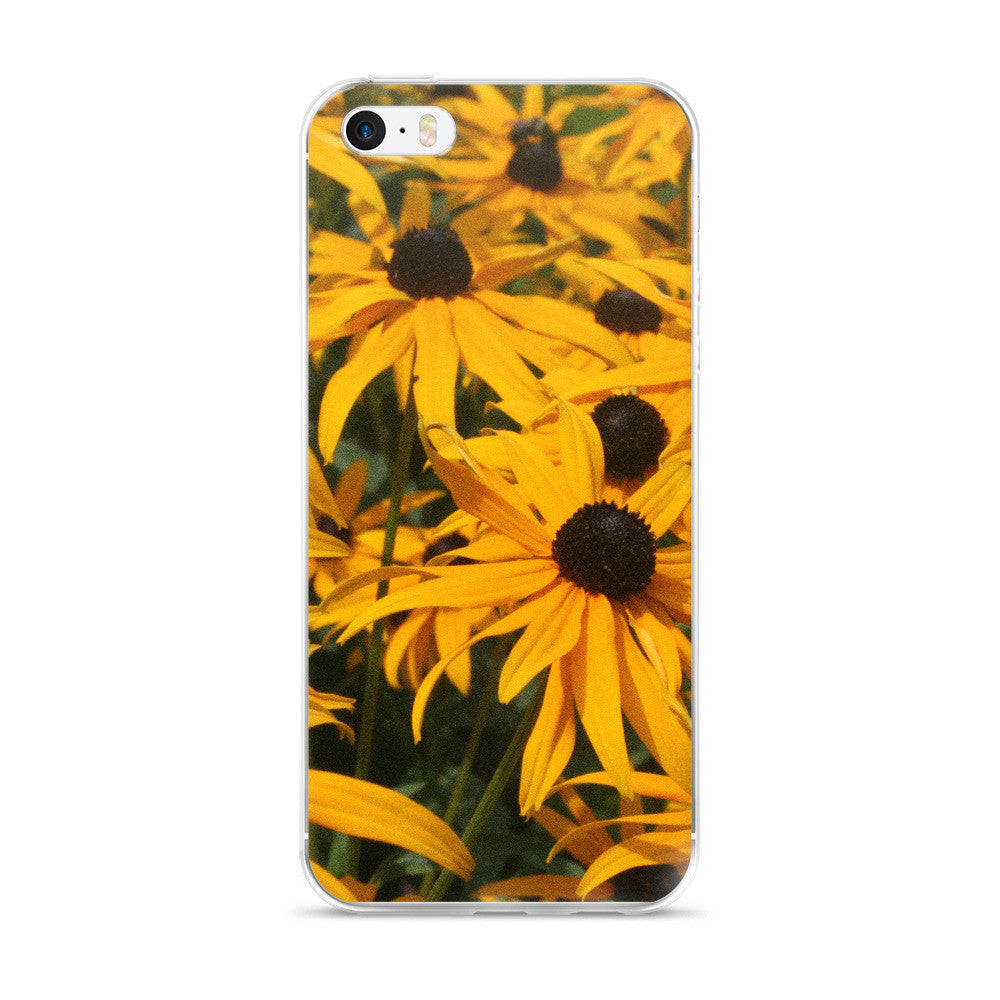 Flowers iPhone 5/5s/Se, 6/6s, 6/6s Plus Case