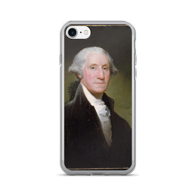 George Washington iPhone 7/7 Plus Case