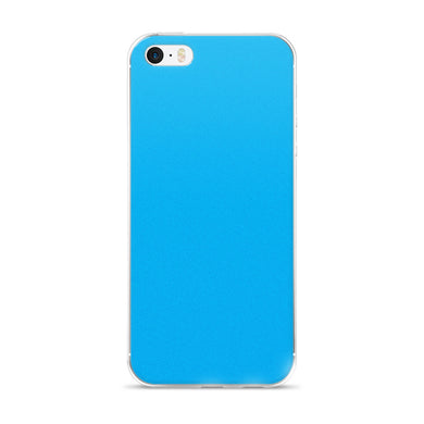 Cyan iPhone 5/5s/Se, 6/6s, 6/6s Plus Case