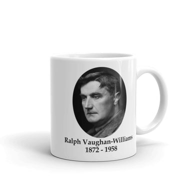 Ralph Vaughan-Williams Mug