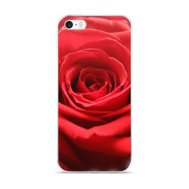 Rose iPhone 5/5s/Se, 6/6s, 6/6s Plus Case