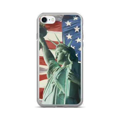 Statue of Liberty iPhone 7/7 Plus Case