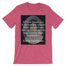 Poetry t-shirt