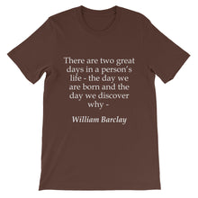 Two great days t-shirt