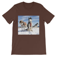 Huskies t-shirt