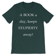 A Book a Day t-shirt