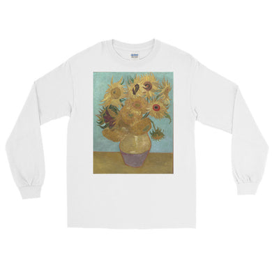 Sunflowers Long Sleeve