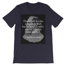There are books t-shirt