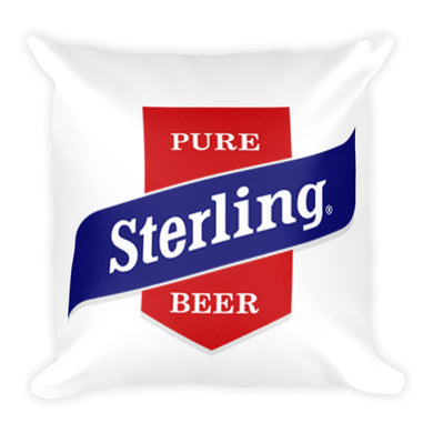 Sterling Beer Pillow