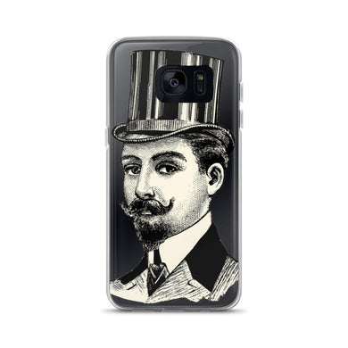 Top Hat Samsung Case