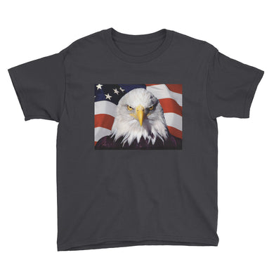 American Eagle Youth Short Sleeve T-Shirt