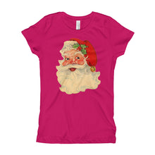 Girl's T-Shirt - Santa Claus