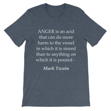 Anger is an acid t-shirt
