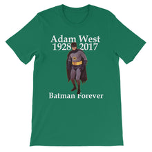 Adam West t-shirt
