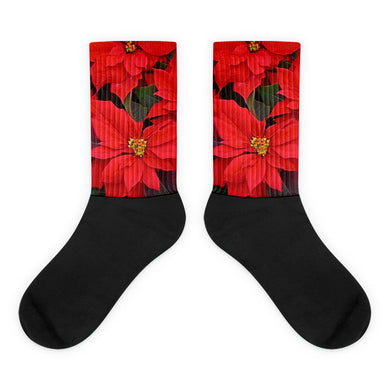 Christmas foot socks