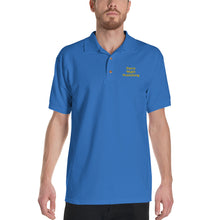 Starry Night Publishing Embroidered Polo Shirt