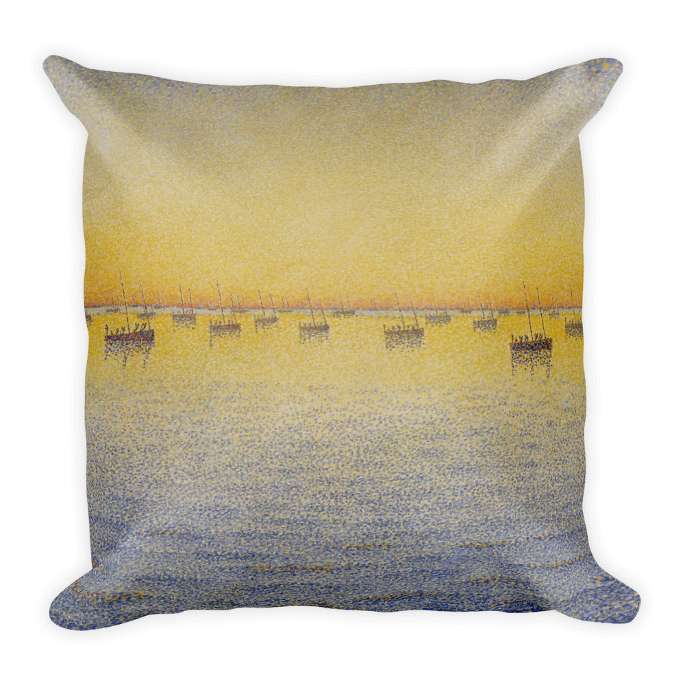 Famous Paintings Pillow