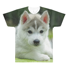 Dog Sublimation t-shirt