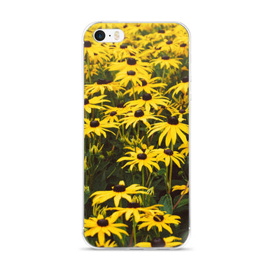 Black-Eyed Susans iPhone 5/5s/Se, 6/6s, 6/6s Plus Case