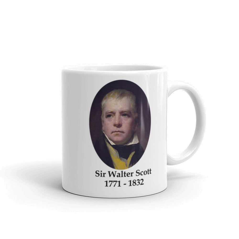 Sir Walter Scott - Mug