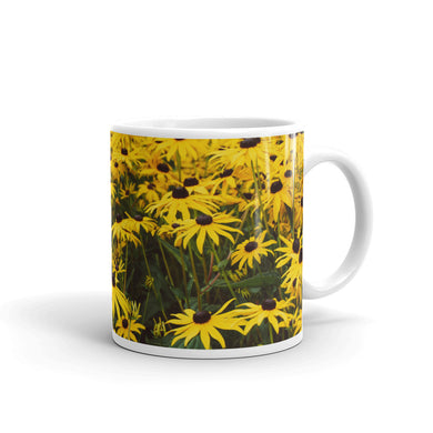 Black-Eyed Susans Mug