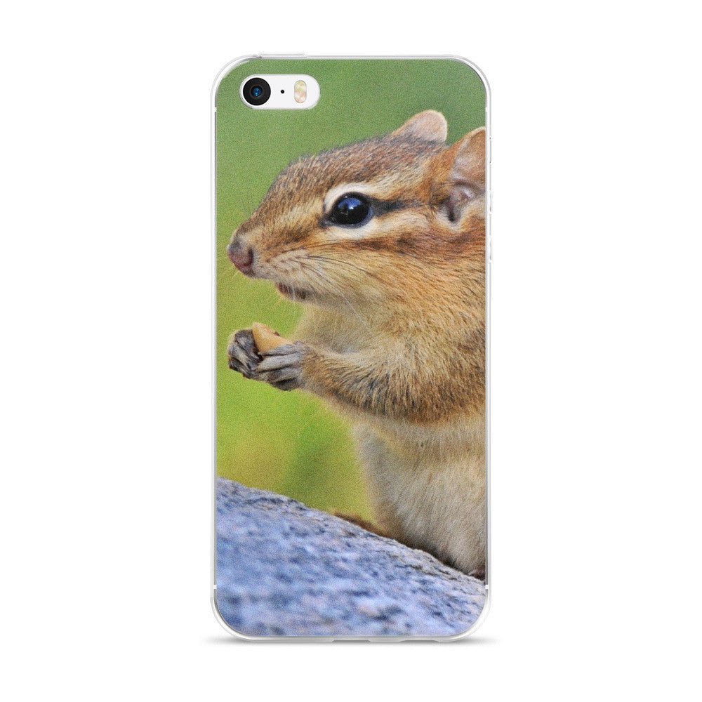 Chipmunk iPhone 5/5s/Se, 6/6s, 6/6s Plus Case