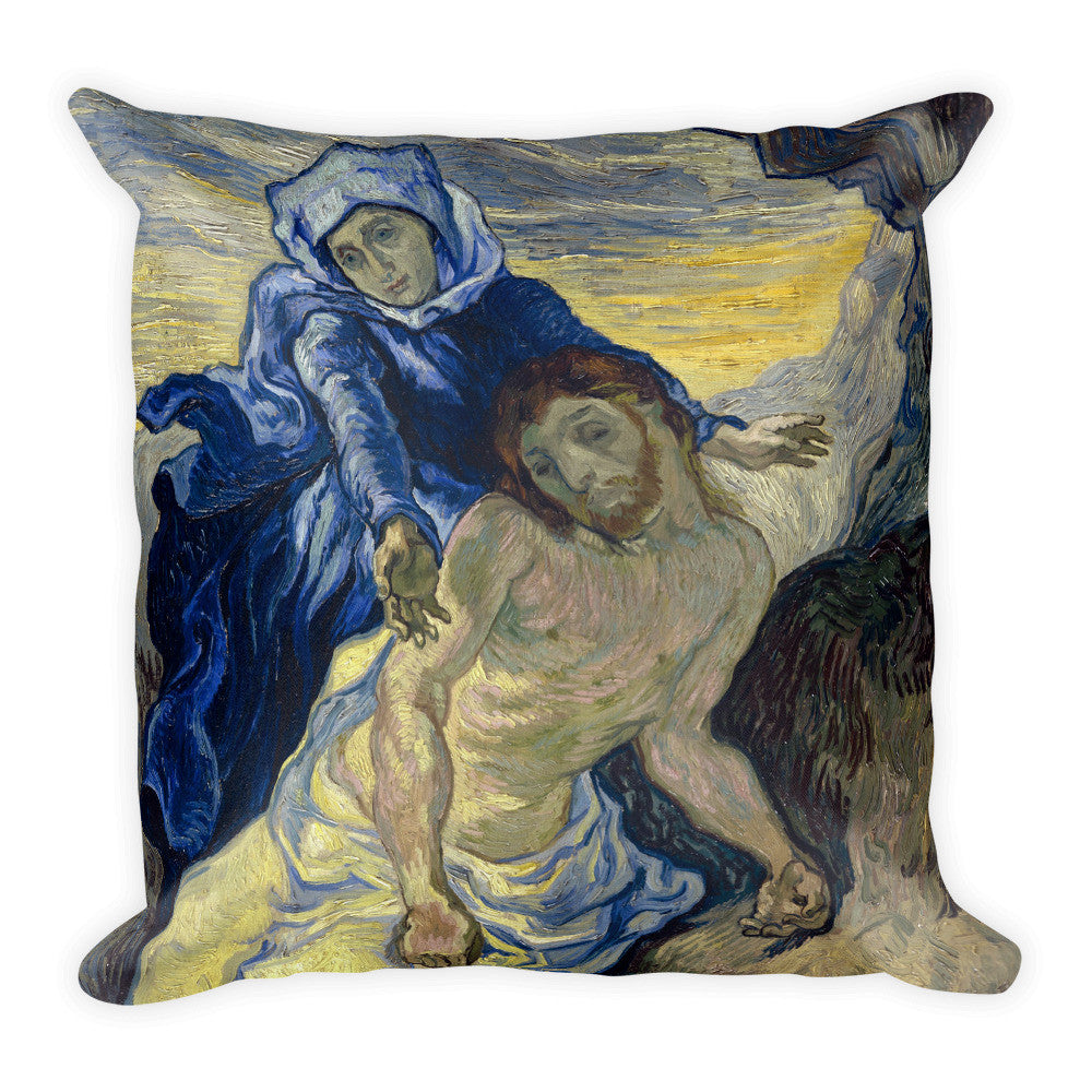 Van Gogh Pillow