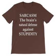 Sarcasm - The brain's natural defense