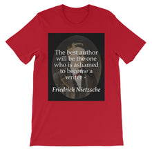 The best author t-shirt