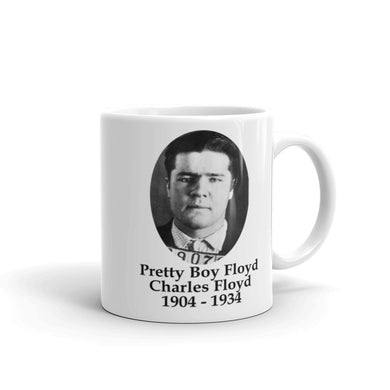 Pretty Boy Floyd Mug