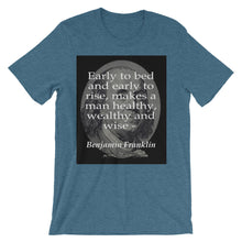 Early to bed t-shirt
