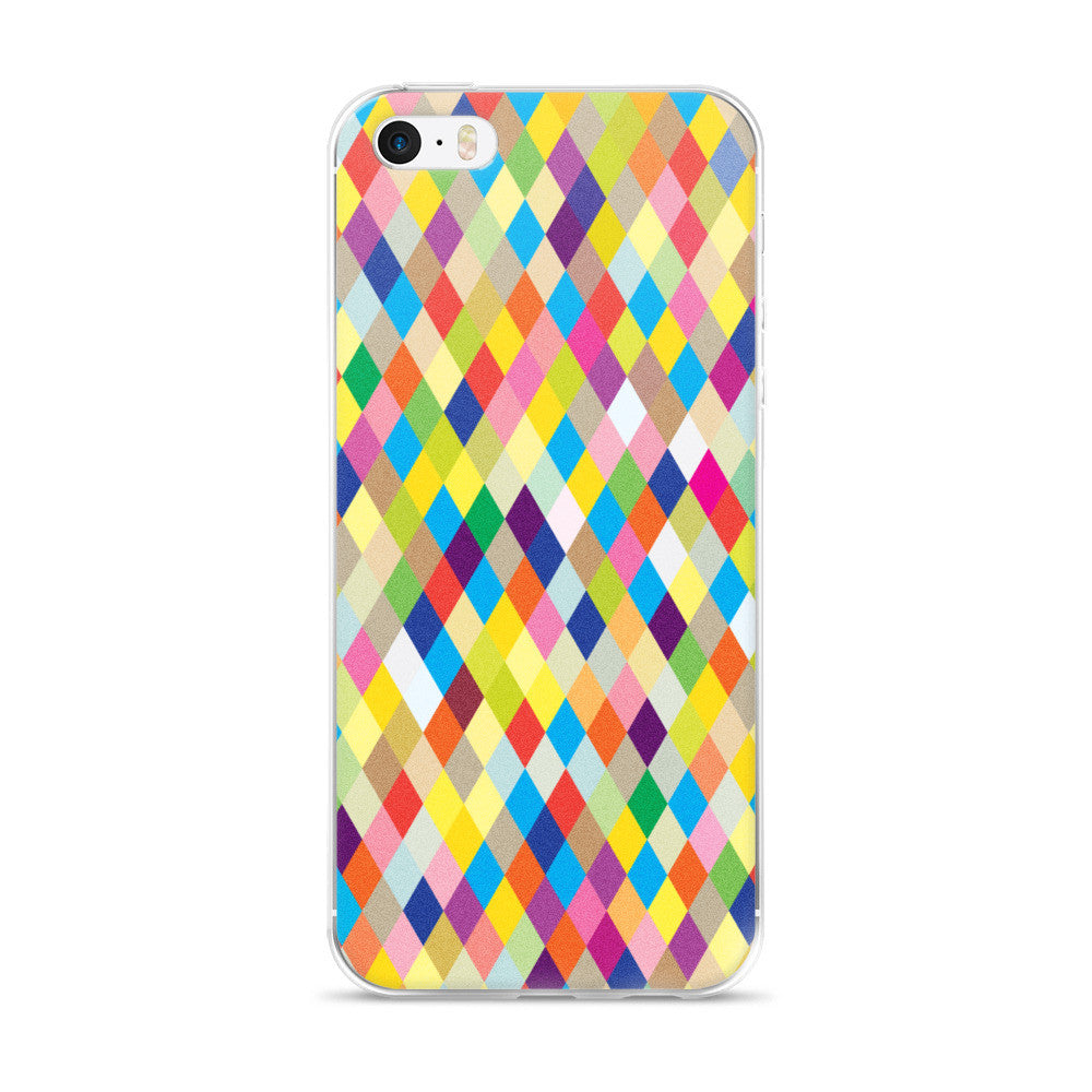 Pattern iPhone 5/5s/Se, 6/6s, 6/6s Plus Case