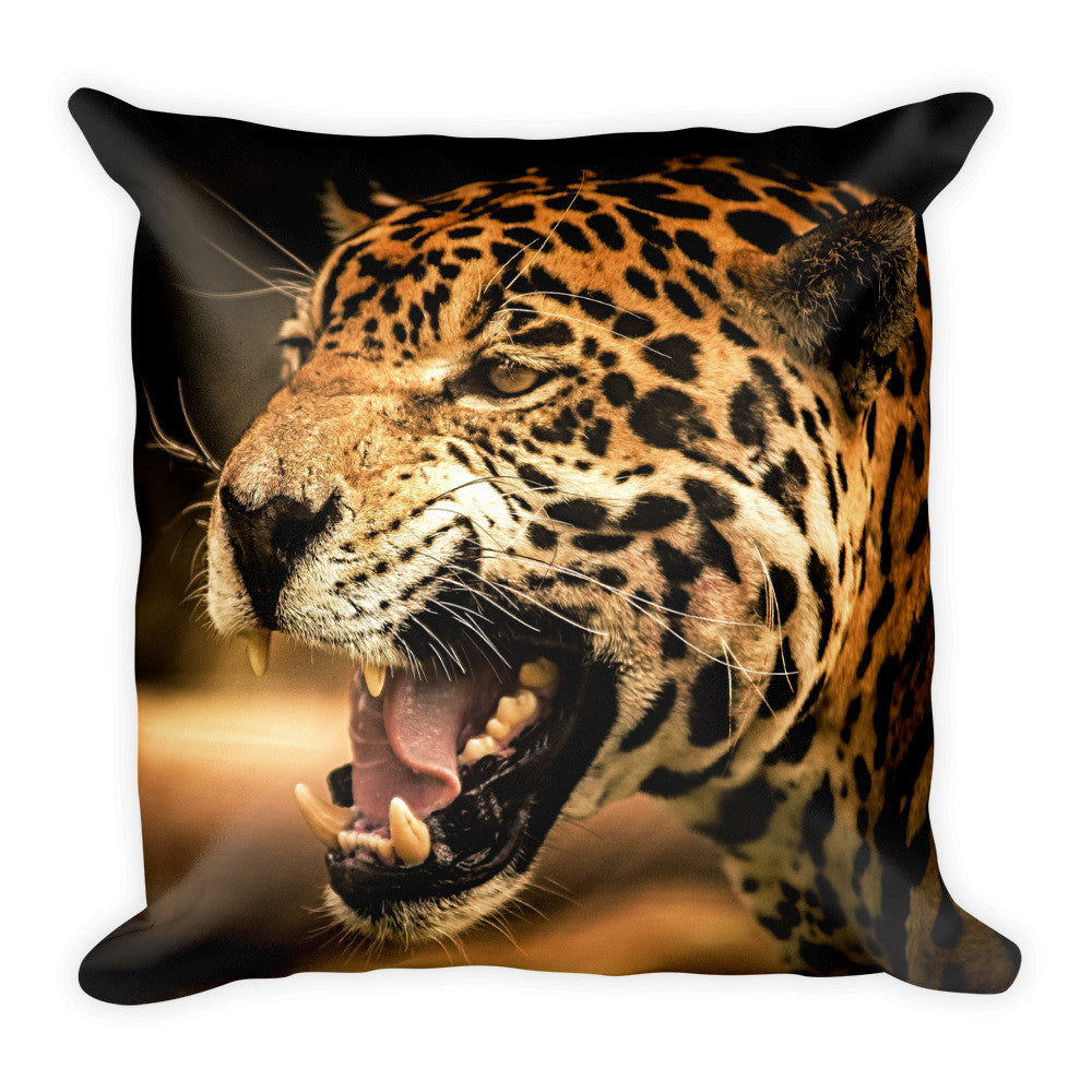 Jaguar Pillow
