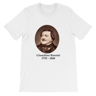 Rossini t-shirt