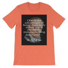 Advantages of being disorderly t-shirt