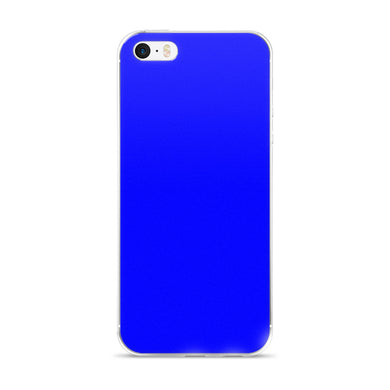 Blue iPhone 5/5s/Se, 6/6s, 6/6s Plus Case