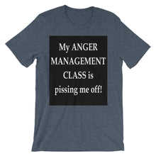 My anger management class is pissing me off