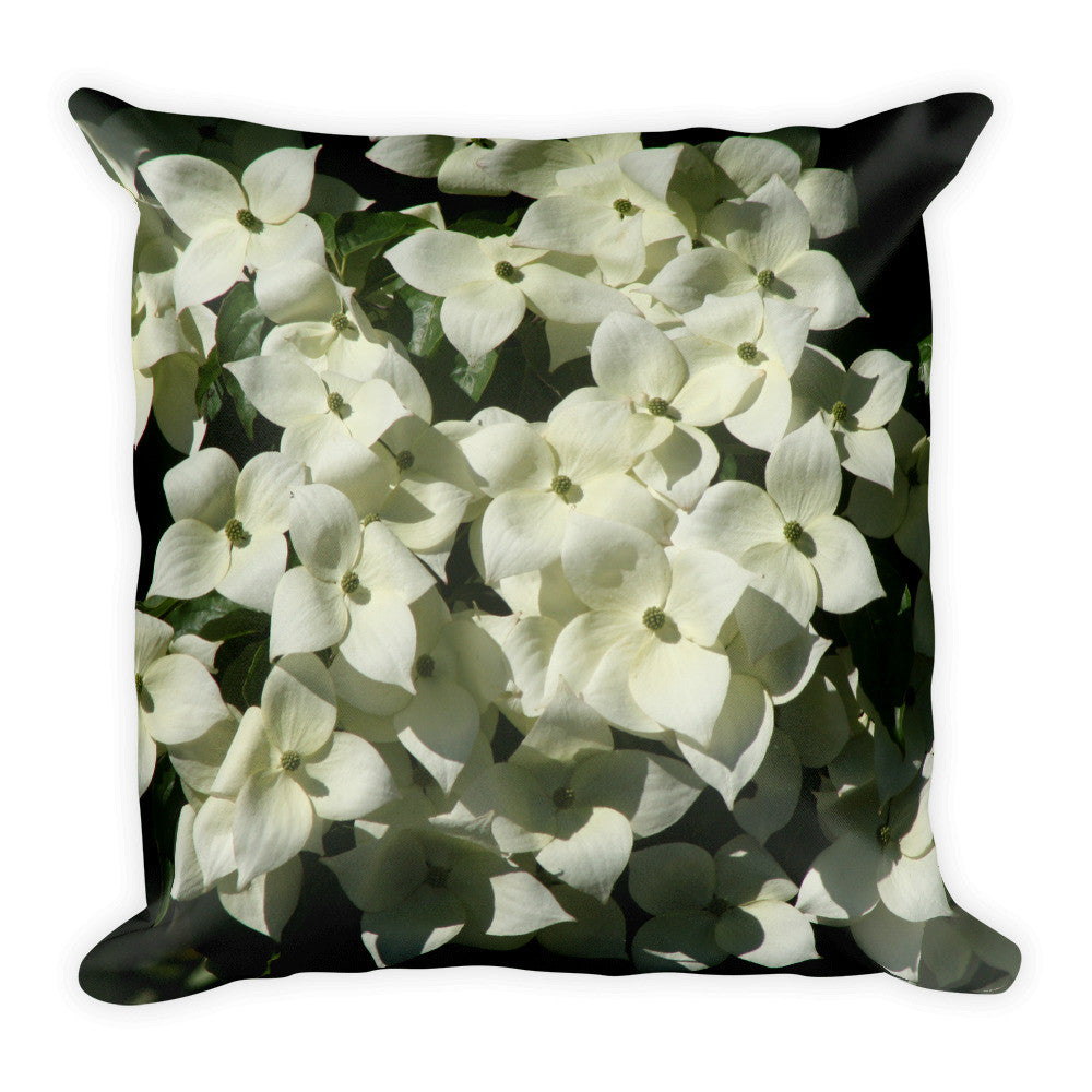 Dogwood Pillow